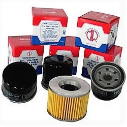 filtri olio - filtri benzina - filtri aria -